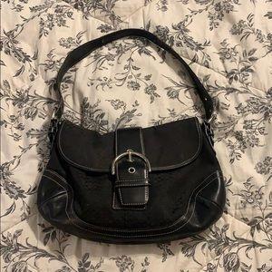 Coach classic small hobo bag